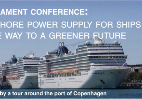 Parlement conference - Onshore power supply